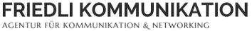 FRIEDLI KOMMUNIKATION Logo